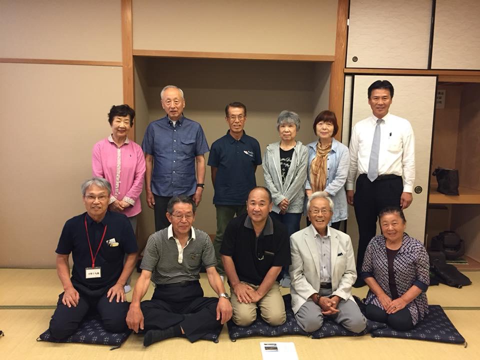 滋賀県健康生きがいづくり協議会